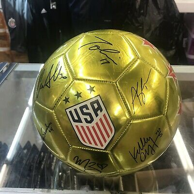 WORLD CUP CHAMPS Women's Soccer Skills Ball 2019 World Cup USWNT Girls USA