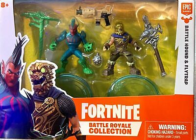 Fortnite Battle Royale Collection Duo Pack Battle Hound - Flytrap
