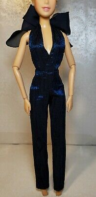 Jumpsuit for 11-5in Doll -Handmade Clothes for doll