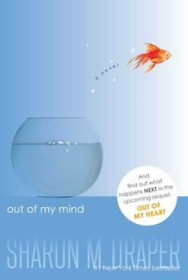 Out of My Mind - Paperback By Draper Sharon M- - VERY GOOD