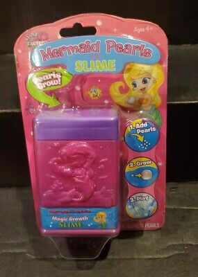 Mermaid Pearls Grow With Slime Toy Magic Growth Slime Factory
