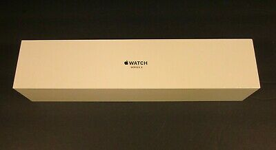 EMPTY BOX Genuine Apple Watch 42mm Series 3 Space Gray Aluminum  EMPTY BOX ONLY