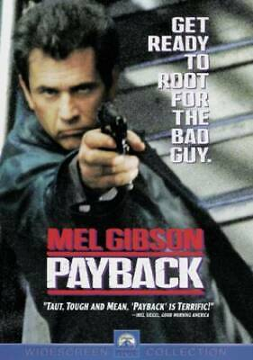 Payback - DVD - VERY GOOD