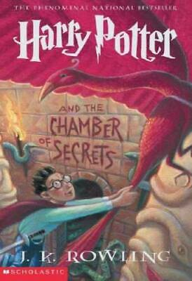 Harry Potter And The Chamber Of Secrets - Paperback By J- K- Rowling - GOOD