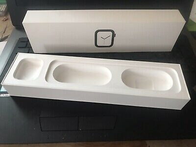 Apple Watch Series 4 40mm Gold Aluminum Case Empty Box Only