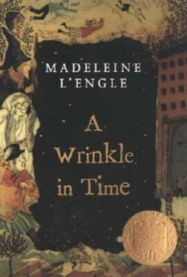 A Wrinkle in Time Time Quintet - Paperback By Madeleine LEngle - GOOD