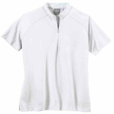 Page - Tuttle Dot Texture Jersey Polo  - Womens -