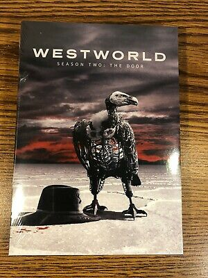 Westworld Season Two The Door DVD 2 BRAND NEW SEALED HBO TV SERIES 10 HOURS -