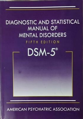 Diagnostic and Statistical Manual of Mental Disorders DSM-5 SOFTCOVER