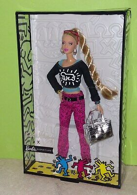 Barbie Signature Collection Artist Keith Haring Barbie Doll  MINT in BOX
