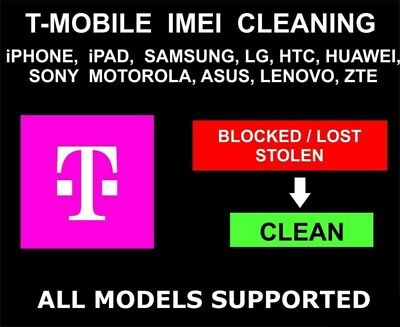 T-mobile Usa Unbarring  Cleaning Service Premium