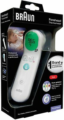 Braun Forehead Baby Thermometer BFH175 Model - Brand NEW - Free Shipping IN HAND