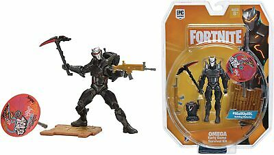 Jazwares Fortnite Omega Early Game Survival Kit 1 Figure Pack