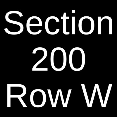 2 Tickets Brooks and Dunn 103020 Dos Equis Pavilion Dallas TX