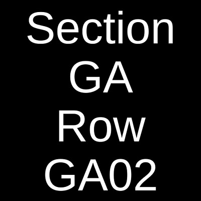 4 Tickets Purity Ring 51421 Roseland Theater Portland OR