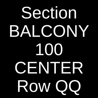 4 Tickets Celtic Woman 3721 The Maryland Theatre Hagerstown MD