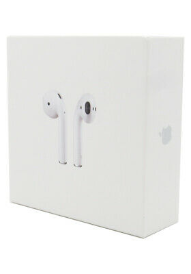 Apple Airpods 2nd Generation with Wireless Charging Case MRXJ2AMA H1 In Retail
