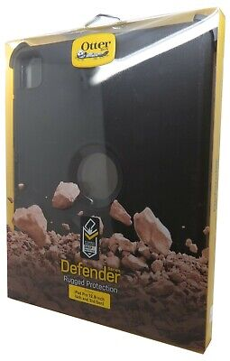 Otterbox Defender Series Case for the Ipad Pro 12-9 Inch 4th gen  3rd Gen Black