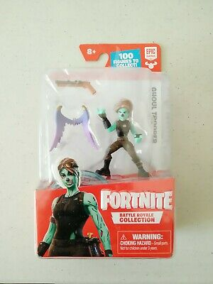 Fortnite Epic Games Battle Royale Collection Ghoul Trooper 2-inch Mini Figure