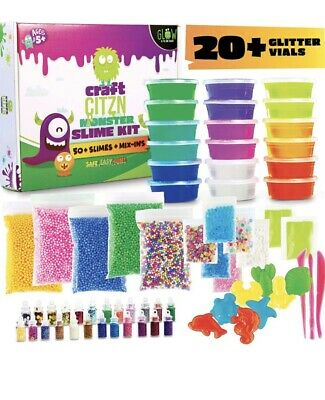 DIY Slime Making Kit - Perfect Arts and Crafts for Girls - Boys