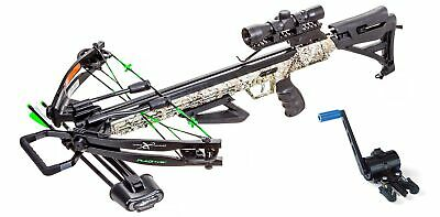 Carbon Express X-Force PileDriver 390 Crossbow with Crank  20310