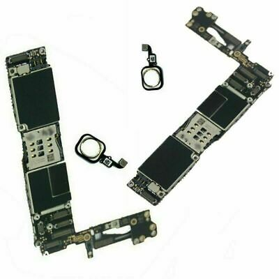 For iPhone 6S6 Plus 64GB16GB -Touch ID Motherboard Main Board Unlocked Board