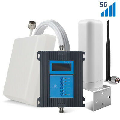 7-Band 5G Cell Phone Signal Booster for Home and Office Multiple Band Repeater