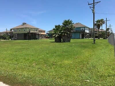 2 LOTS ON CRYSTAL BEACH TEXAS