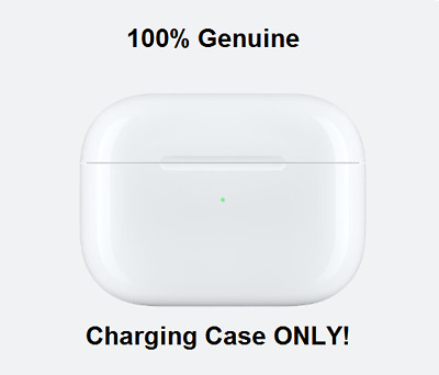 Apple AirPods Pro Wireless Charging Case Replacement ONLY A2190 - No Airpods