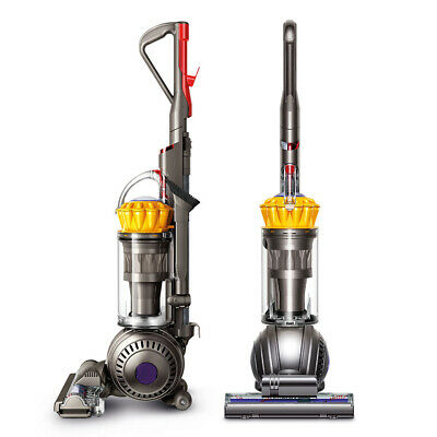 Dyson Ball Total Clean Upright Vacuum  Yellow  Refurbished