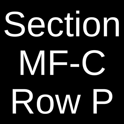 2 Tickets Air Supply 4821 Hoyt Sherman Place Theater Des Moines IA