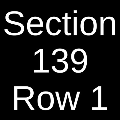 3 Tickets Billy Joel 81421 Bills Stadium Orchard Park NY