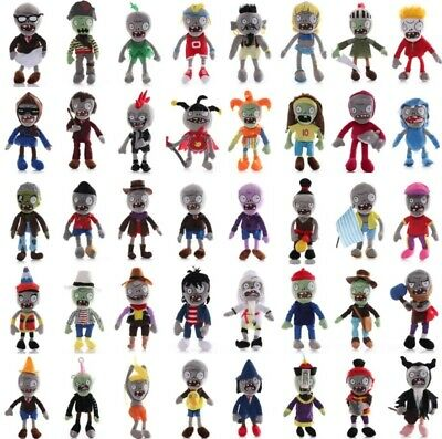 Plants vs zombies plush dolls 11 inch tall choose your character