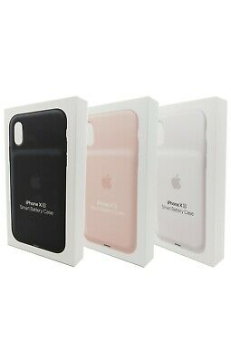 Apple Smart Battery Charging Case for iPhone XS - iPhone X Authentic New Genuine