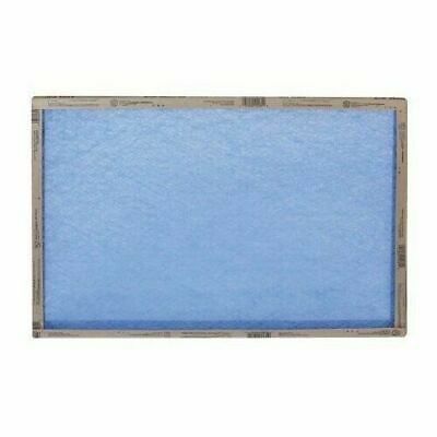 12 Pack 18 x 20 x 1 Disposable Flat Panel Furnace Filters