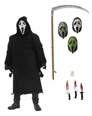 Ghost Face - 7 Scale Action Figure - Ultimate Ghost Face - NECA