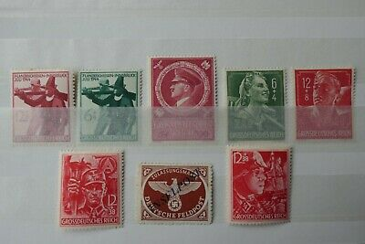 Germany Stamps - Small Collection - E16