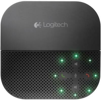 Logitech Mobile Speakerphone P710e with Enterprise-Quality Audio