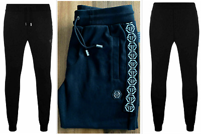 PHILIPP PLEIN SPORT JOGGINGHOSE PANTS JOGGINGPANTS TROUSERS HOSE JOGPANTS NEW M
