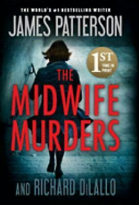 The Midwife Murders Hardcover Richard DiLallo