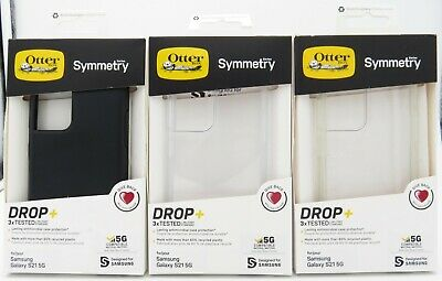 Otterbox Symmetry Series Case for the Samsung Galaxy S21 5G In Retail