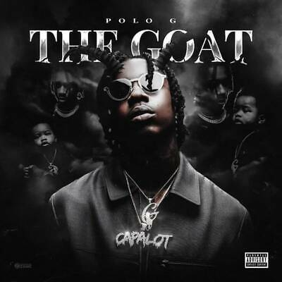 POLO G-  THE GOAT- OFFICIAL MIX CD- 2020