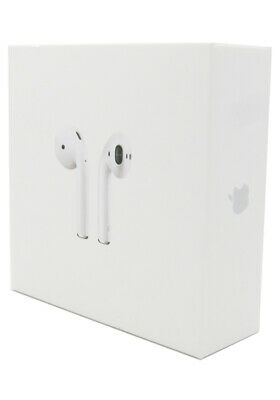 Apple AirPods 2nd Generation Wireless Earbuds - Charging Case MV7N2AMA H1