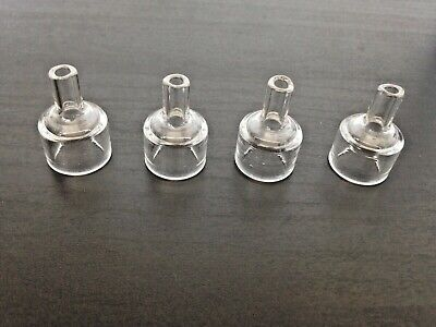 4x Replacement Glass Fits Incredibowl M420