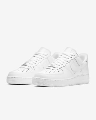 Nike Air Force 1 Low Triple White '07 BRAND NEW MEN AND WOMEN SIZES-