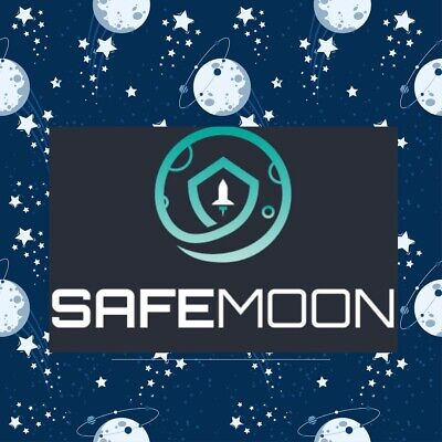 24 Million 24000000 SafeMoon SAFEMOON - MINING CONTRACT Crypto Currency 📈