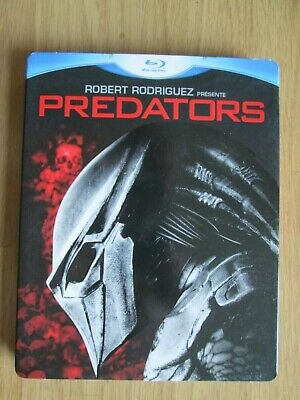 BLU-RAY   -  PREDATORS