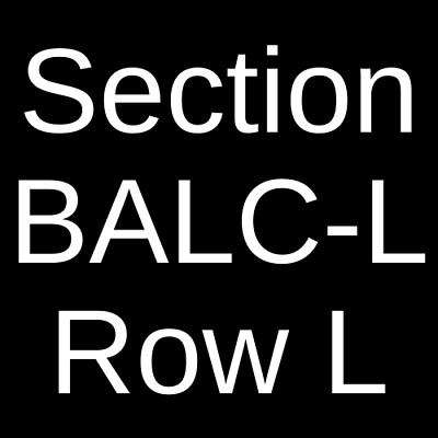 3 Tickets Moulin Rouge - The Musical 42222 Chicago IL