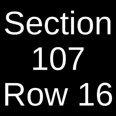 2 Tickets Kane Brown 12321 Amway Center Orlando FL