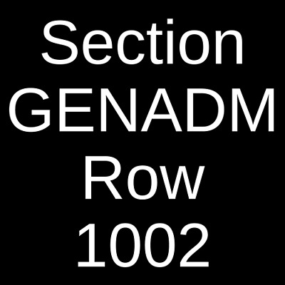 2 Tickets Milky Chance 12721 House Of Blues - Orlando Orlando FL